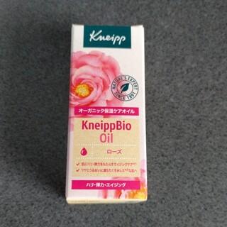 クナイプ(Kneipp)のスナイプ ビオオイル ローズ オーガニック保湿ケアオイル(ボディオイル)