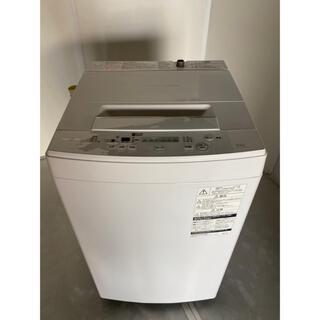トウシバ(東芝)の都内近郊送料無料 TOSHIBA 2018年製 東芝 洗濯機 ステンレスドラム(洗濯機)