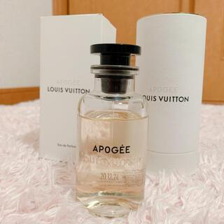 LOUIS VUITTON - 「残量8割以上」ルイヴィトン 香水 オー ドゥ パルファン アポジェ 100m