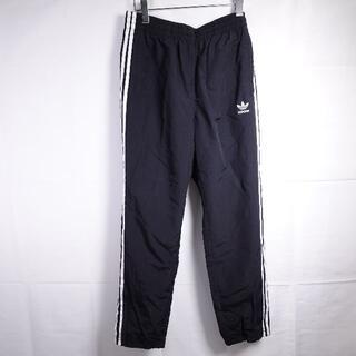 adidas - adidas トラックパンツ メンズ ブラック
