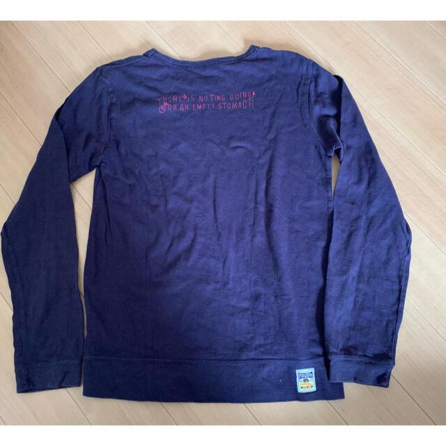 rough(ラフ)のレディスロンT[rough] レディースのトップス(Tシャツ(長袖/七分))の商品写真