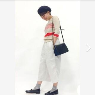 ニコアンド(niko and...)の☆ニコアンド☆ イージーパンツ バルーンパンツ サーカスパンツ リネン 麻100(カジュアルパンツ)