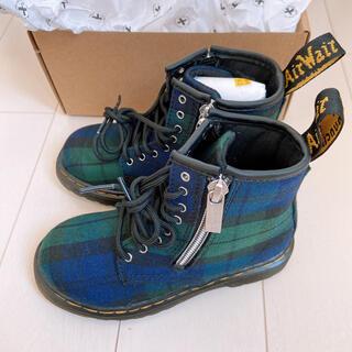 ドクターマーチン(Dr.Martens)のドクターマーチン ブーツ キッズ16.5cm(ブーツ)