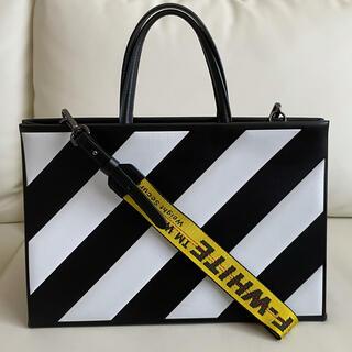OFF-WHITE - ダイアグ ボックスバッグ  Off White オフホワイト