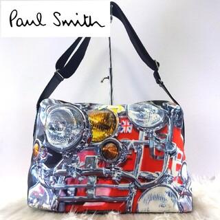 ポールスミス(Paul Smith)のPaul Smith ミニクーパー ショルダーバック(ショルダーバッグ)
