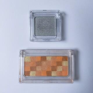 ムジルシリョウヒン(MUJI (無印良品))のクリスタルシルバー & オレンジ(その他)
