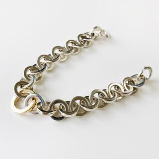 ティファニー(Tiffany & Co.)のOld Tiffany&co. 18K Circle Link Bracelet(ブレスレット)