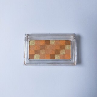 ムジルシリョウヒン(MUJI (無印良品))のフェイスカラー オレンジ(その他)