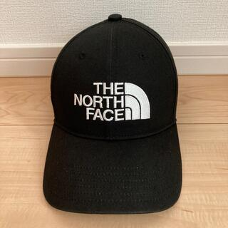 ザノースフェイス(THE NORTH FACE)のノースフェイス ロゴ キャップ ブラック(キャップ)