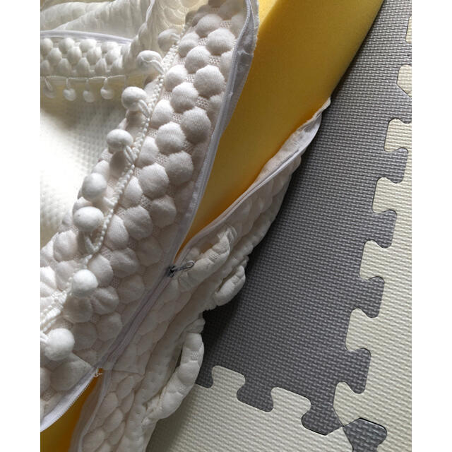 ⭐︎よいこのはるな様専用⭐︎  ベッドインベッド⭐︎ベビーベッド⭐︎枕セット キッズ/ベビー/マタニティの寝具/家具(ベビーベッド)の商品写真