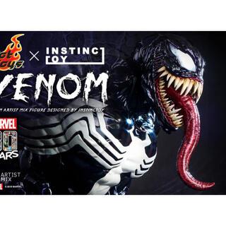 instinctoy  hottoys venom インスティンクトイ ヴェノム