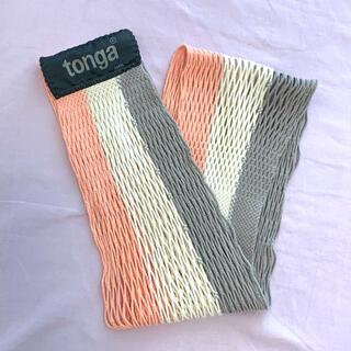 tonga - 【試着程度】トンガ XSサイズ スリング ピンク