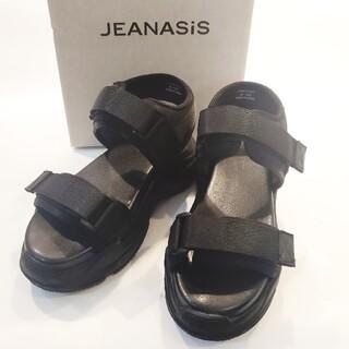 ジーナシス(JEANASIS)のJEANASIS スニーカーサンダル Mサイズ 23.5cm(サンダル)