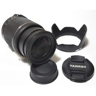 TAMRON - TAMRON 高倍率ズームレンズ 18-200mm 手ブレ補正