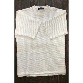 ナノユニバース(nano・universe)のナノユニバース オーバーサイズTシャツ(Tシャツ/カットソー(半袖/袖なし))