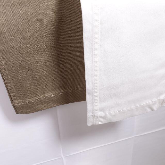 BACK NUMBER(バックナンバー)のBACK NUMBER チノパン メンズ ベージュ/ホワイト メンズのパンツ(チノパン)の商品写真