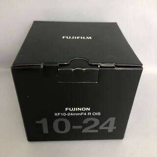 富士フイルム - 富士フイルム fujifilm XF 10-24mm  新品未使用