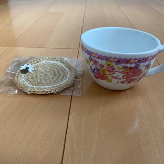 サンリオ(サンリオ)のマイメロディ マグカップ(グラス/カップ)