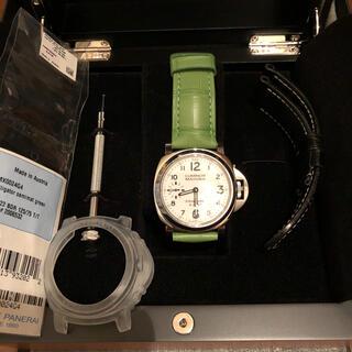 オフィチーネパネライ(OFFICINE PANERAI)の最終値下げ pam00563 純正ストラップ付き (腕時計(アナログ))
