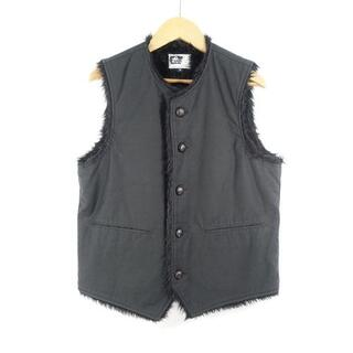 Engineered Garments - ENGINEERED GARMENTS Faux Fur Over Vest