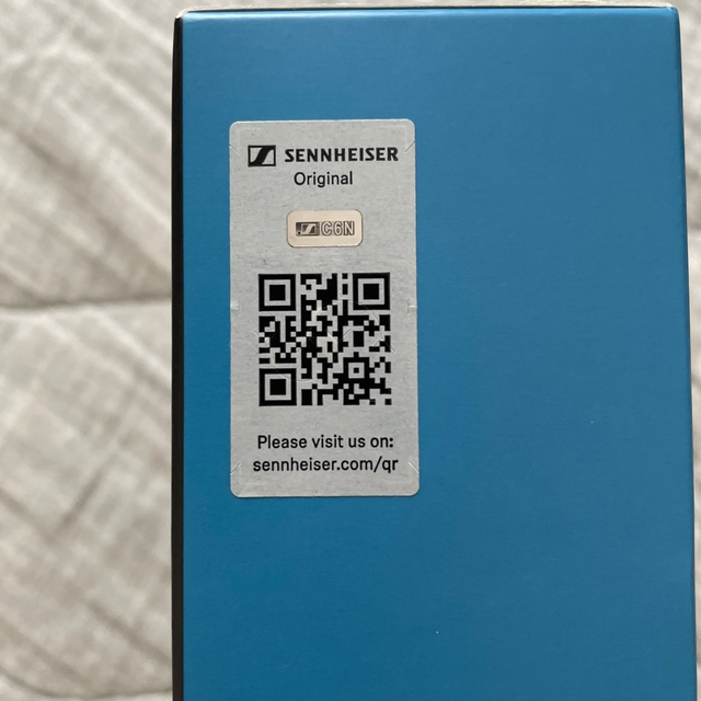 SENNHEISER(ゼンハイザー)の(Sennheiser) IE 40 PRO スマホ/家電/カメラのオーディオ機器(ヘッドフォン/イヤフォン)の商品写真