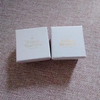 ヴィヴィアンウエストウッド(Vivienne Westwood)の最終値下げ↓ ヴィヴィアン・ウエストウッド 宝箱  箱 リングボックス(小物入れ)
