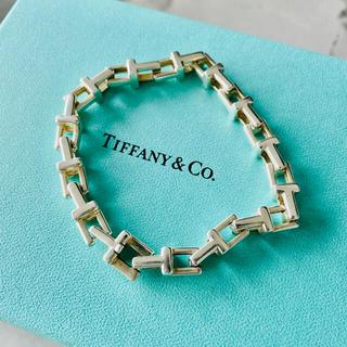 ティファニー(Tiffany & Co.)のティファニー tチェーンブレスレット(ブレスレット)