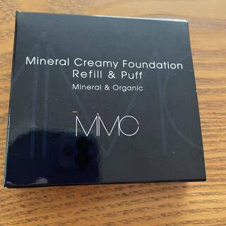 エムアイエムシー(MiMC)のMiMC エムアイエムシー ミネラルクリーミーファンデーション 102 ニュー…(ファンデーション)