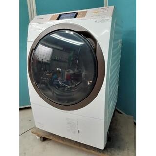 Panasonic - パナソニック ドラム式洗濯乾燥機11.0kg 液晶タッチパネル NA-VX5E4