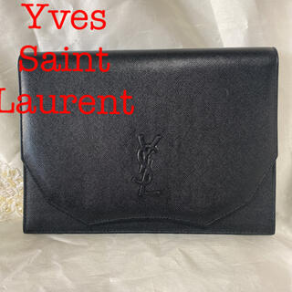 サンローラン(Saint Laurent)の新品未使用Yves Saint Laurent イヴサンローラン クラッチバッグ(クラッチバッグ)