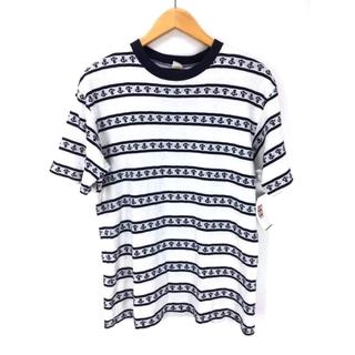 ウエアハウス(WAREHOUSE)のWAREHOUSE(ウェアハウス) ネックリンガー ボーダー Tシャツ メンズ(Tシャツ/カットソー(半袖/袖なし))