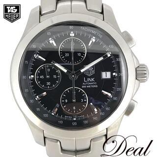 タグホイヤー(TAG Heuer)のタグホイヤー リンク クロノ CJF2110.BA0576 メンズ(腕時計(アナログ))