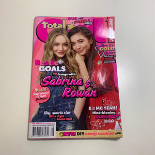 Total Girl Magazine August 2016