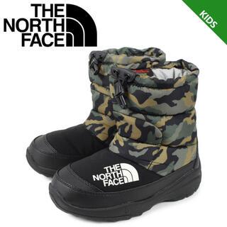 ザノースフェイス(THE NORTH FACE)の⭐️最安値⭐️新品タグ付!ノースフェイス ヌプシブーティー 19cm⭐️送料無料(ブーツ)