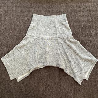 ジーヴィジーヴィ(G.V.G.V.)のGVGV  スウェット スカート(ひざ丈スカート)