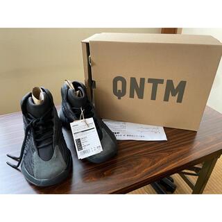 アディダス(adidas)のAdidas Yeezy Qntm Onyx 27cm イージークァンタム(スニーカー)