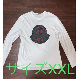 モンクレール(MONCLER)のモンクレール 長袖シャツ 極美品 XXL(Tシャツ/カットソー(七分/長袖))