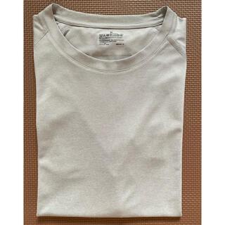 ムジルシリョウヒン(MUJI (無印良品))の無印良品 MUJI メンズ シャツ ライトグレー(Tシャツ/カットソー(半袖/袖なし))