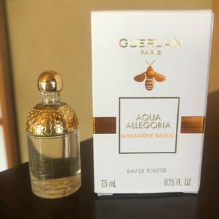 ゲラン(GUERLAIN)のゲラン マンダリンバジリック ミニサイズ 7.5ml(香水(女性用))