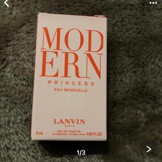 ランバン(LANVIN)のランバン 香水 サンプル(香水(女性用))