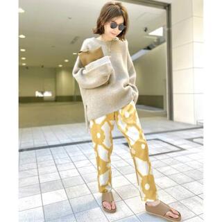 アパルトモンドゥーズィエムクラス(L'Appartement DEUXIEME CLASSE)の【BANANATIME / バナナタイム】Tapered Pants 34(クロップドパンツ)