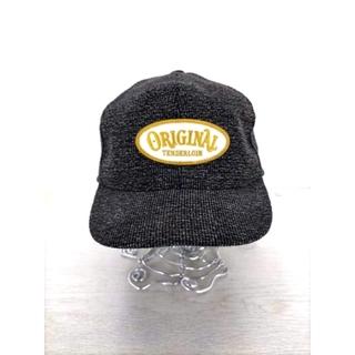 テンダーロイン(TENDERLOIN)のTENDERLOIN(テンダーロイン) ロゴパッチ6パネルキャップ メンズ 帽子(キャップ)