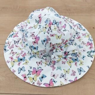 エイチアンドエム(H&M)の蝶柄ハット(帽子)