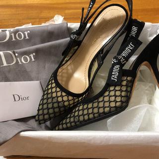 クリスチャンディオール(Christian Dior)のディオール ジャディオール 36 パンプス  美品(ハイヒール/パンプス)