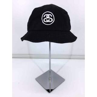 STUSSY - Stussy(ステューシー) ロゴバケットハット メンズ 帽子 ハット