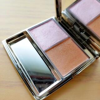 アールエムケー(RMK)のRMK クリーミィ シアー パウダーチークス 02 pink beige (チーク)