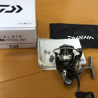 DAIWA - ダイワ 18カルディアLT 2000S-XH