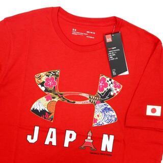UNDER ARMOUR - (新品)大人気アンダーアーマー 東京タワー  Tシャツ