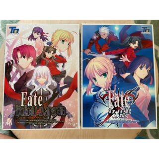 Fate/staynight + Fate/hollow ataraxia