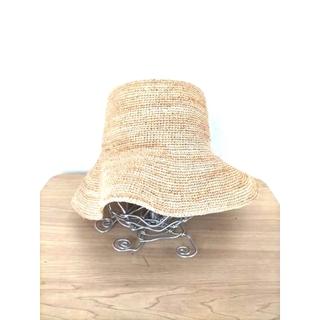 シールームリン(SeaRoomlynn)のSeaRoomlynn(シールームリン) 麦わら帽子 ストローハット レディース(ハット)